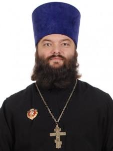священник Валерий Сосковец